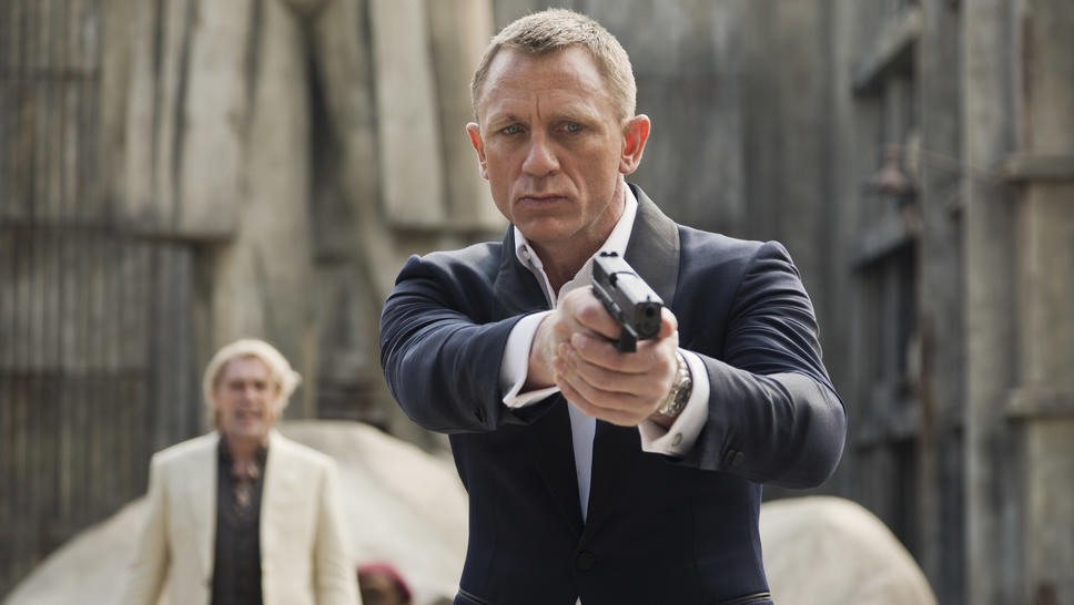 8. Skyfall is possibly the height of Craig's tenure in the role. The perfect jaw-dropping action movie which follows a suspenseful story, and it has James Bond in his most unpredictable form. So what else does an action movie need?