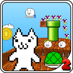 Super Cat World 2 : Syobon Action Icon