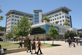 Photo: Henry and Marilyn Taub and Family Science and Technology Center, Technion Faculy of Computer Science