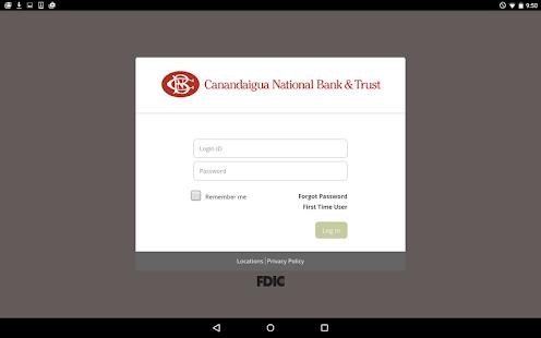 CNB Mobile Online Banking- screenshot thumbnail