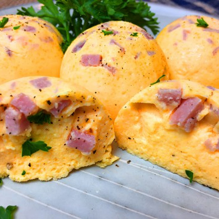 Instant Pot Ham and Cheddar Egg Bites Recipe