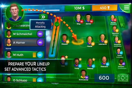 Pro 11 - Soccer Manager Game (Unreleased)