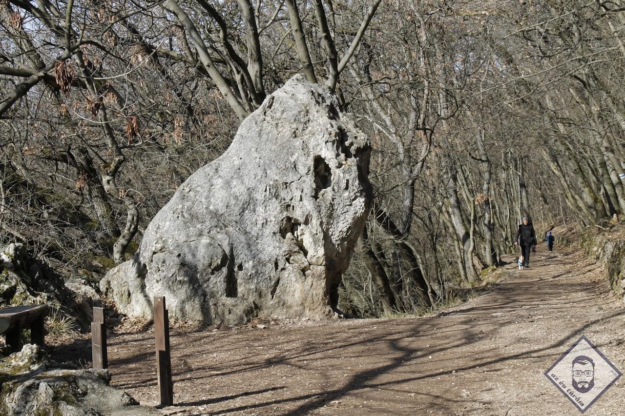 KÉP / Oroszlán szikla