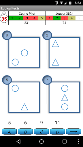 Tes Logika - IQ  screenshots 8