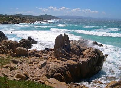 I giganti di roccia di Caddy