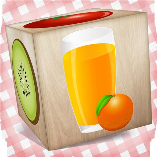 Food Blocks game for Kids