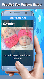 Future Baby Predictor – Baby Face Generator Prank - náhled