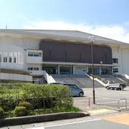 島根県立体育館のメイン画像です