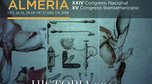 Abierto el plazo de inscripción para el congreso de Historia de la Veterinaria