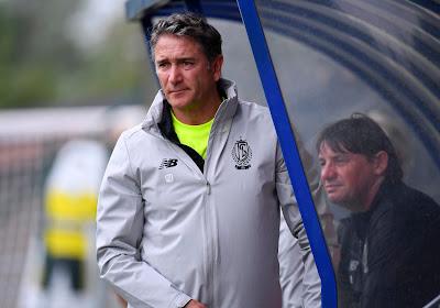"""Philippe Montanier se méfie du Cercle : """"Venir à Sclessin représente un gros challenge pour ce genre d'équipe"""""""