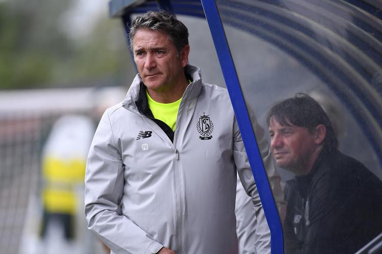 """Philippe Montanier évoque les clubs de Ligue 1 que le Standard va affronter : """"Le but recherché est d'être dans le dur"""""""