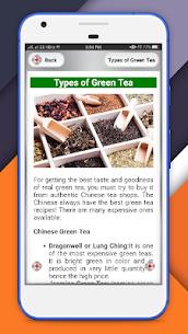 Green Tea Benefits 2