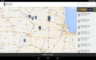 Screenshot of Illinois Bank & Trust Mobile