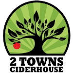 Logo for 2 Towns Ciderhouse