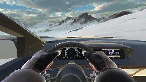 Benz S600 Drift Simulator 1.2 screenshots 3