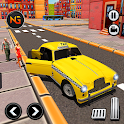 Grand Taxi Simulator : New Taxi Games 2020 icon