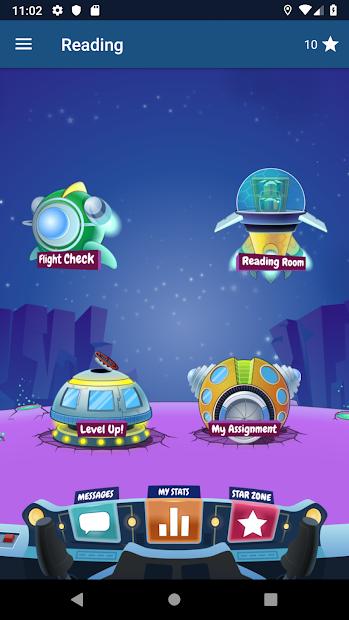 Kids A-Z Android App Screenshot