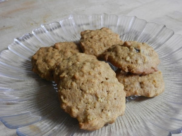Pumpkin & Whatever Cookies Recipe