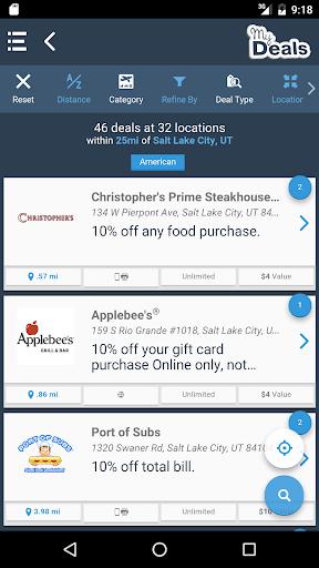 My Deals Mobile 3.2.0 app download 2