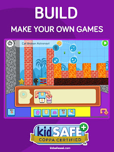 Game codeSpark Academy: Kids Coding APK for Windows Phone