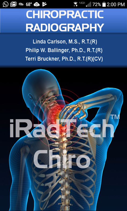 iRadTech Chiro- screenshot