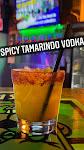 Spicy Tamarindo Drink