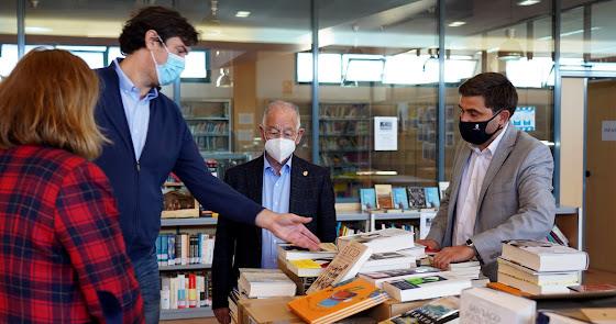 La red de bibliotecas de Roquetas de Mar multiplica sus usuarios