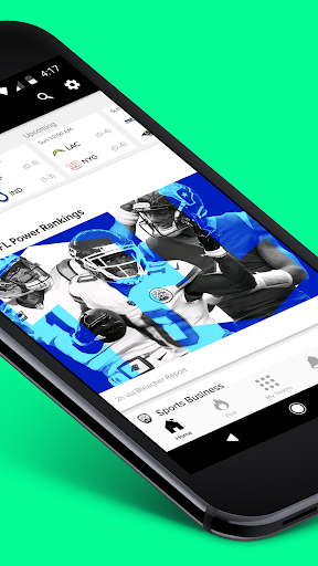 Bleacher Report: sports news, scores, & highlights Screenshot