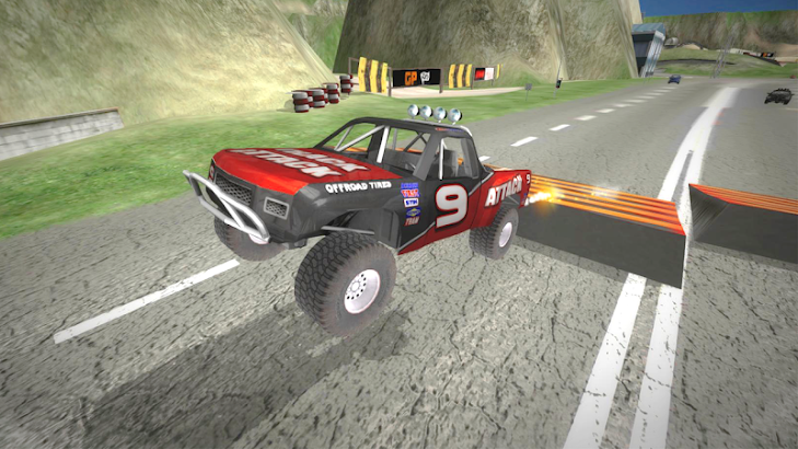 Extreme Off-Road Truck Racing- screenshot thumbnail