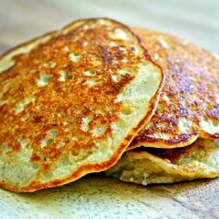 Healthy Gluten-Free Flourless Pancakes