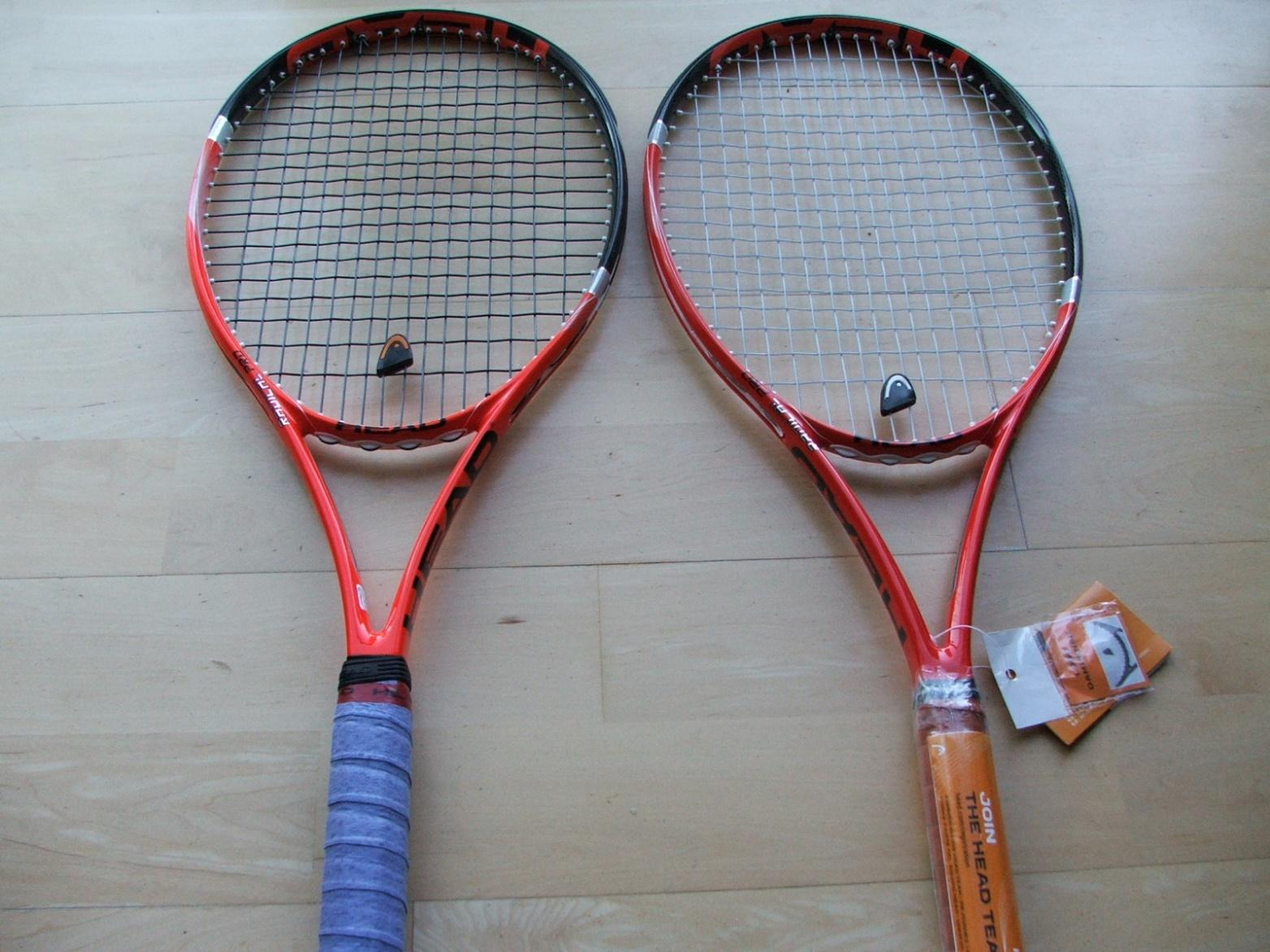 Flexible Tennis Blog: Fake Head YouTek Radical Pro