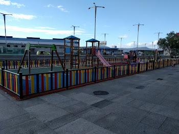 Parque infantil Ribeira do Berbés