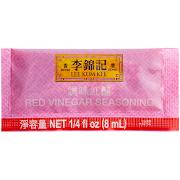 Red Vinegar Seasoning Packet