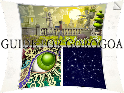 Guide for Gorogoa - náhled