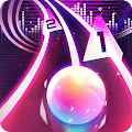 Infinity Run: Rush Balls On Rhythm Roller Coaster