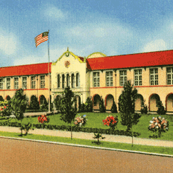 St. Petersburg High School circa 1920's