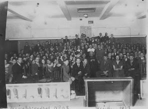 Photo: Najaarscongres Haarlem 1927.