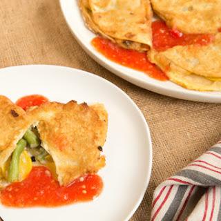 Peneques (Battered Stuffed Tortillas) Recipe