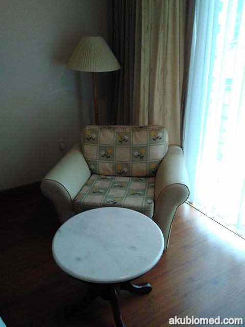 sofa dan meja