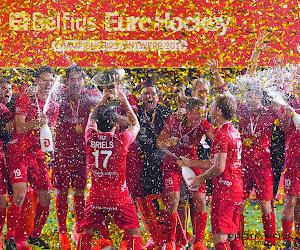 """Belgische hockeymannen ontvangen meest prestigieuze trofee en vieren opnieuw: """"Nog steeds kippenvel"""""""