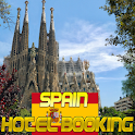 Spain Hotel Booking icon