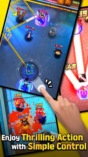 Capsulemon Fight! : Global Monster Slingshot PvP  screenshots 11