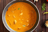 Prawn Curry (Awadhi Style)