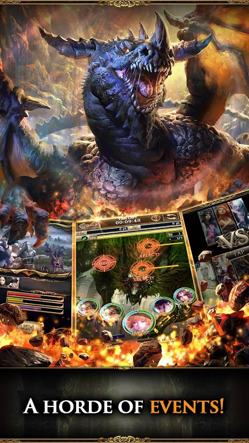 Legend of the Cryptids (Dragon/Card Game)- screenshot