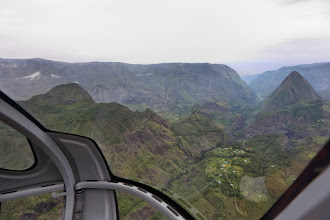 Photo: Helicopter trip