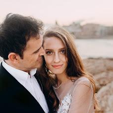 Wedding photographer Nata Kashevko (Ptashka). Photo of 11.01.2019