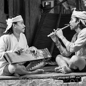 Music from Baduy people by Basuki Mangkusudharma - People Musicians & Entertainers