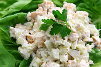 Chicken Mayonnaise Salad