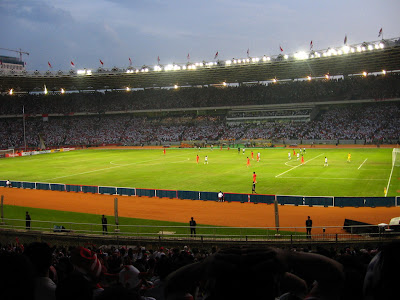 Perfect Night at Senayan