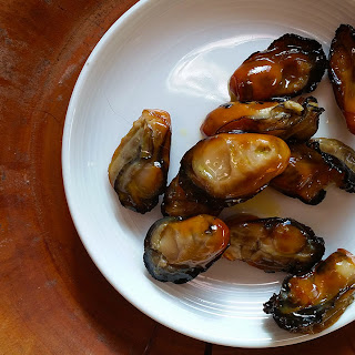 Smoked Oysters.